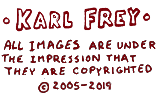 Karl Frey All Images Copyrighted 2005-2013